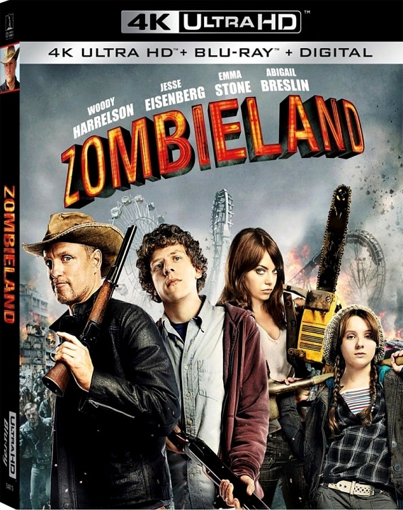 Zombieland (4K Ultra HD Blu-ray)