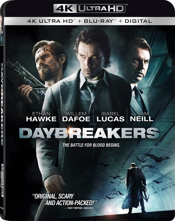 Daybreakers (4K Ultra HD Blu-ray)(Pre-order / Sep 10)