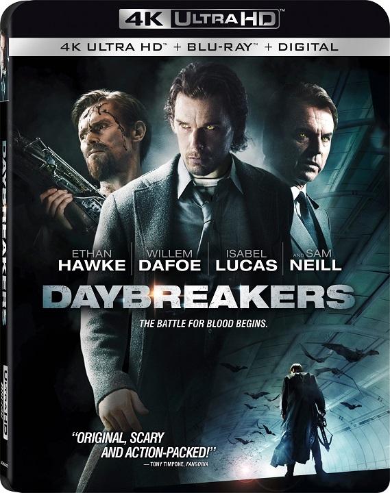 Daybreakers (4K Ultra HD Blu-ray)(Pre-order / Sep 10)