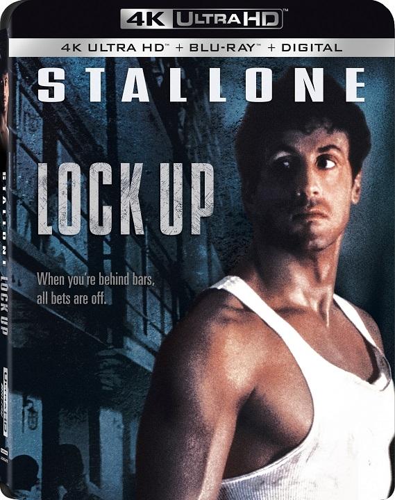 Lock Up (4K Ultra HD Blu-ray)(Pre-order / Sep 10)