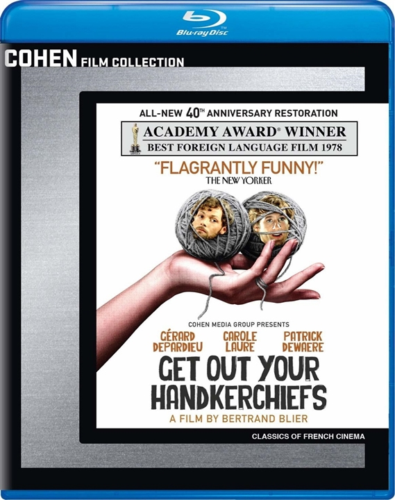 Get Out Your Handkerchiefs (Cohen Collection)(Blu-ray)(Region A)(Pre-order / Aug 27)