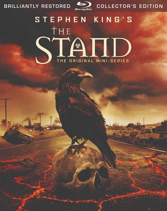 Stephen King's The Stand (Blu-ray)(Region Free)
