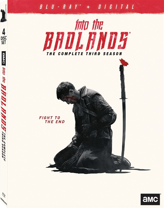 Into the Badlands: The Complete Third Season (Blu-ray)(Region A)
