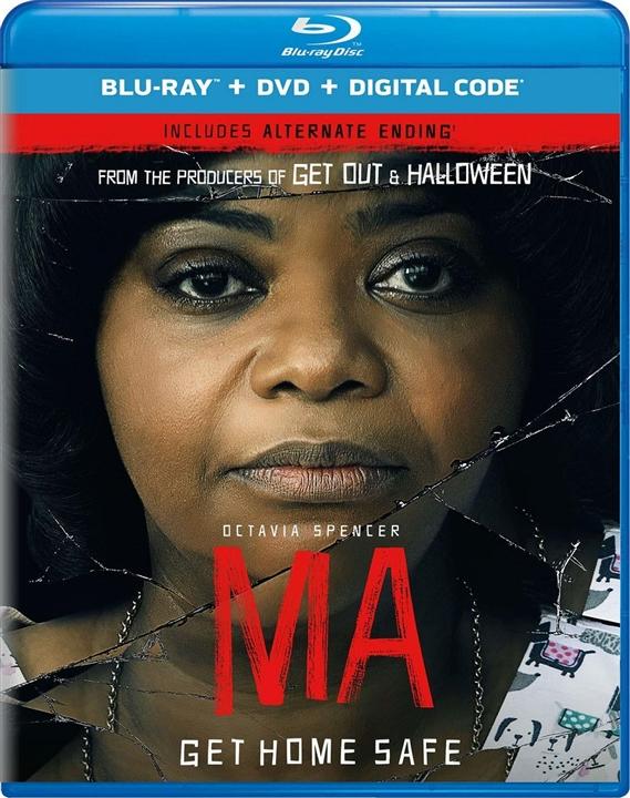 Ma (Blu-ray)(Region A)