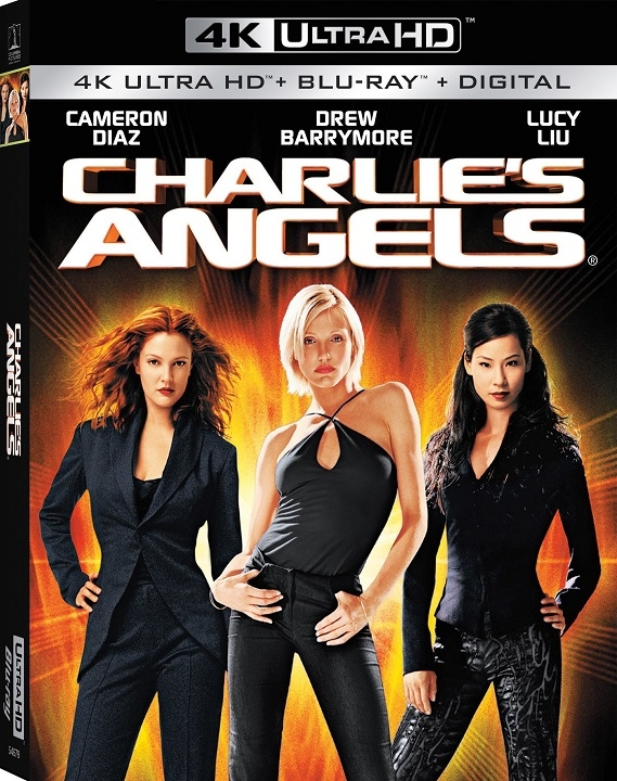 Charlies Angels (2000) 4K Ultra HD Blu-ray