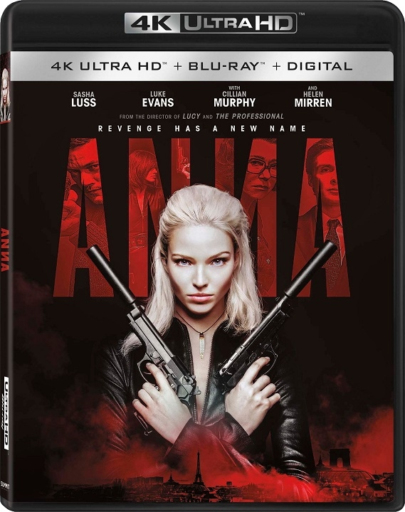 Anna (2019)(4K Ultra HD Blu-ray)(Pre-order / Sep 24)