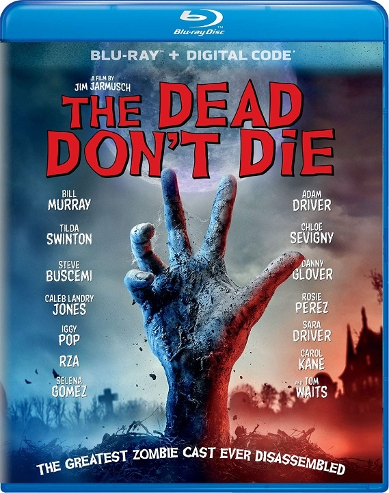 The Dead Don't Die (Blu-ray)(Region Free)(Pre-order / Sep 10)