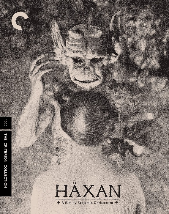 Haxan (The Criterion Collection)(Blu-ray)(Region A)