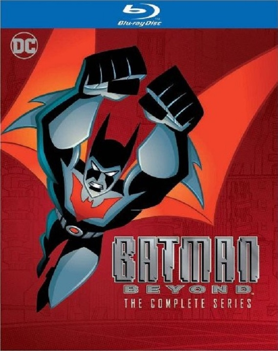 Batman Beyond: The Complete Series (Limited Edition)(Blu-ray)(Region Free)(Pre-order / Oct 29)
