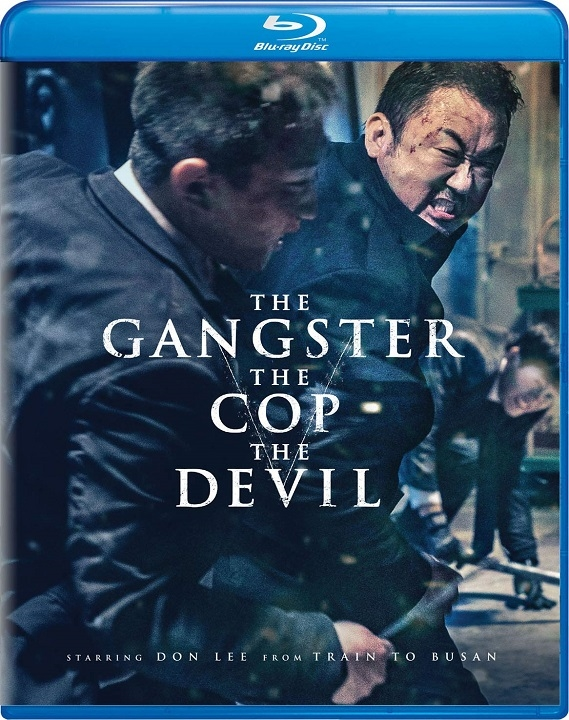 The Gangster, the Cop, the Devil (Blu-ray)(Region Free)