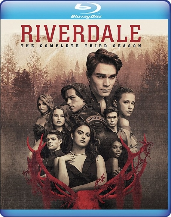 Riverdale: The Complete Third Season (Blu-ray)(Region Free)