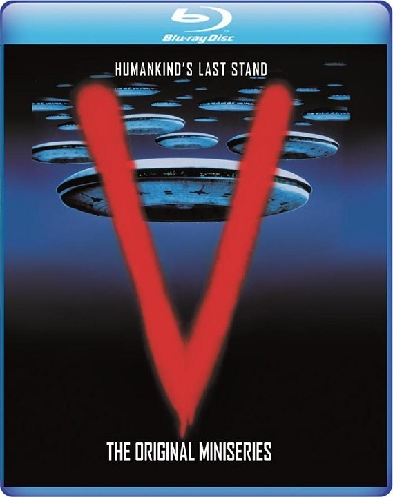 V: The Original Mini-Series (1983)(Blu-ray)(Region Free)(Pre-order / Sep 3)