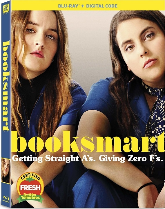 Booksmart (Blu-ray)(Region A)(Pre-order / Sep 3)