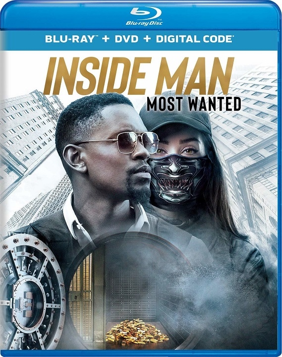 Inside Man: Most Wanted (Blu-ray)(Region Free)(Pre-order / Sep 24)