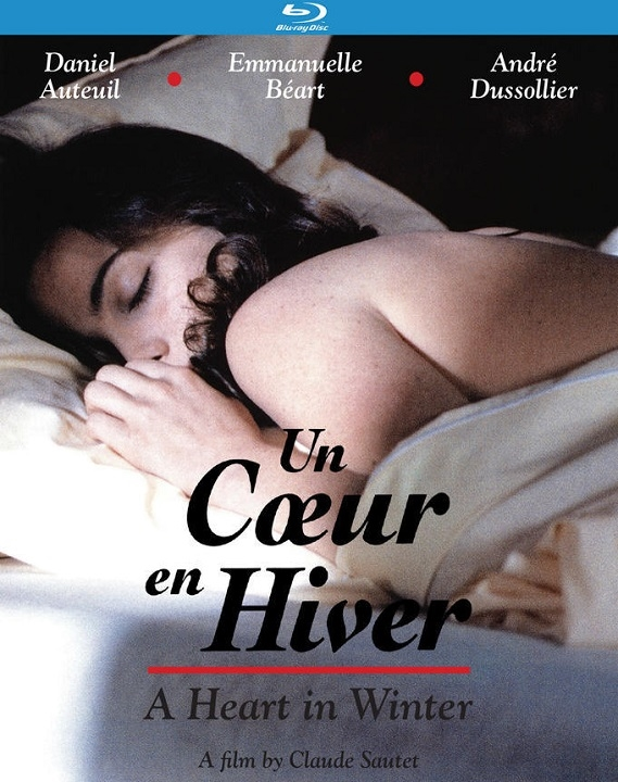 A Heart in Winter (Un coeur en hiver)(Blu-ray)(Region A)(Pre-order / Sep 24)