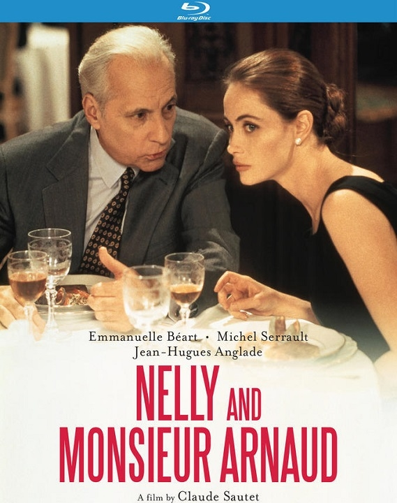 Nelly and Monsieur Arnaud (Nelly et M. Arnaud)(Blu-ray)(Region A)(Pre-order / Sep 24)