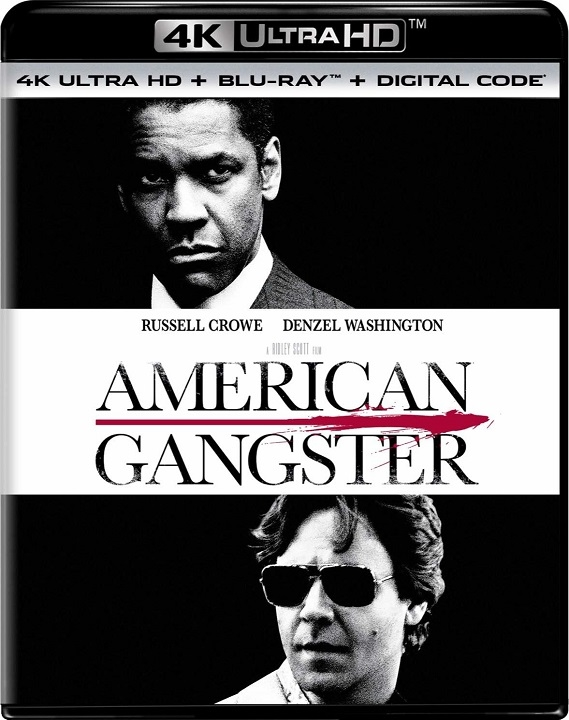 American Gangster (4K Ultra HD Blu-ray)