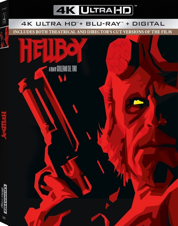 Hellboy 4K (2004) Ultra HD
