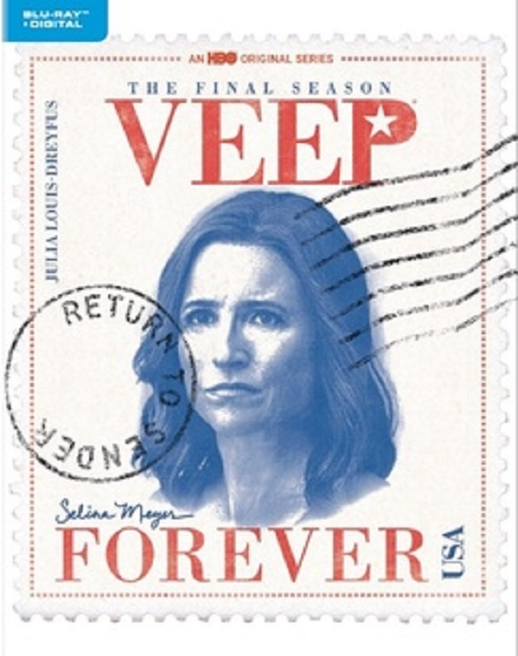 Veep: The Complete Seventh Season (Final Season)(Blu-ray)(Region Free)(Pre-order / Sep 10)