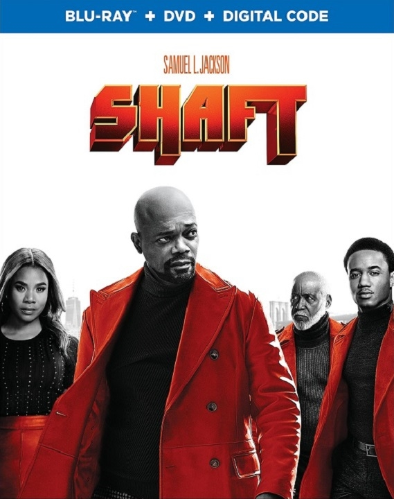 Shaft (2019) Blu-ray