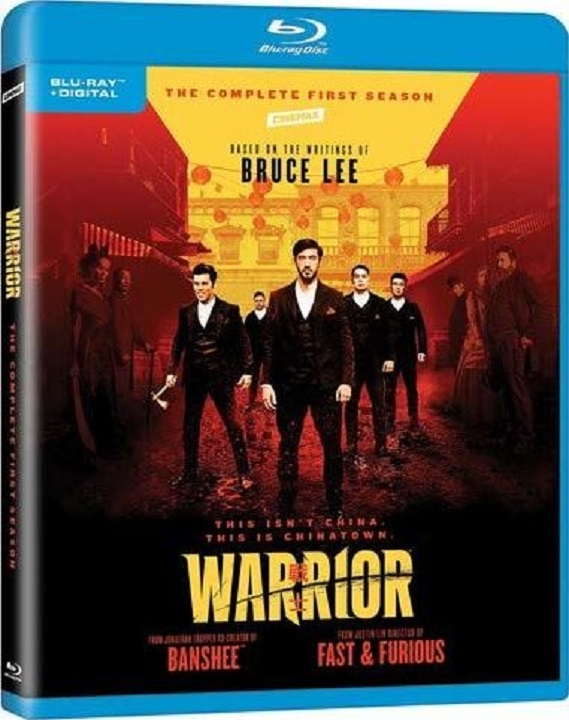 Warrior: The Complete First Season (Blu-ray)(Region Free)