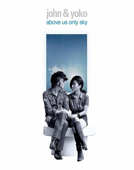 John & Yoko: Above Us Only Sky (Blu-ray)(Region Free)(Pre-order / Sep 17)