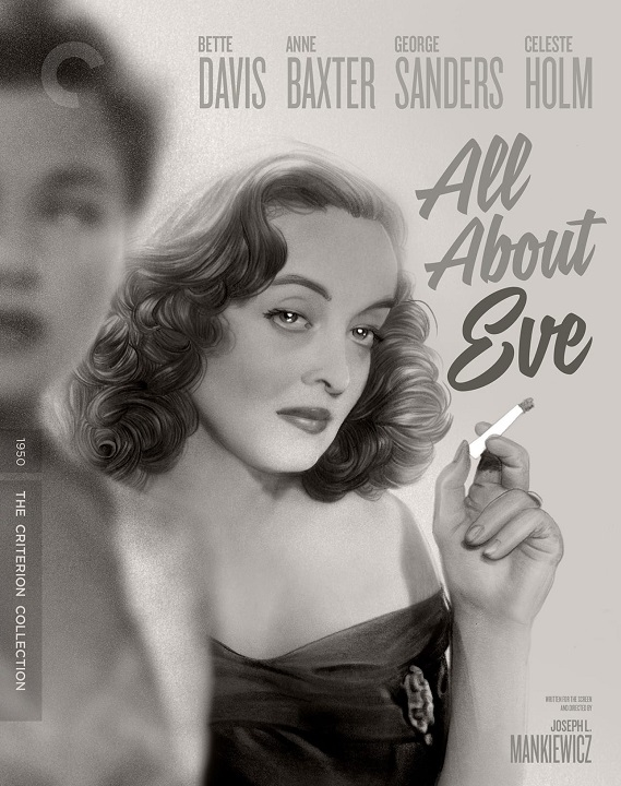 All About Eve (The Criterion Collection)(Blu-ray)(Region A)(Pre-order / Nov 26)
