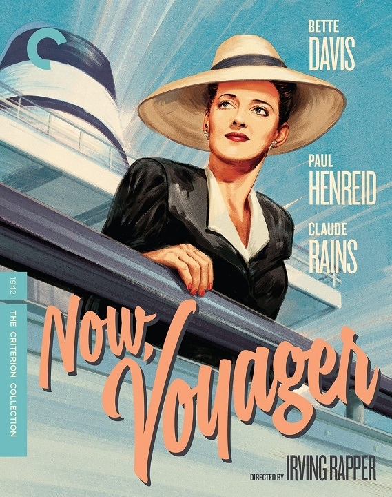 Now, Voyager (The Criterion Collection)(Blu-ray)(Region A)(Pre-order / Nov 26)