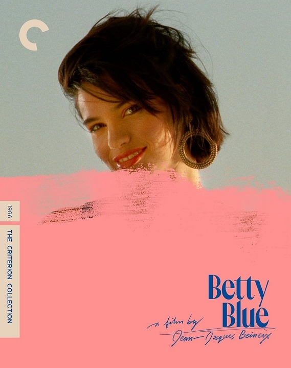 Betty Blue (The Criterion Collection)(Blu-ray)(Region A)