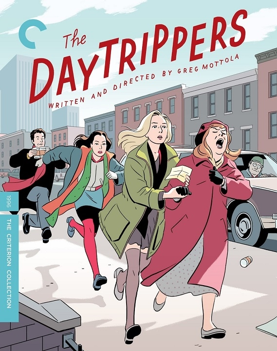 The Daytrippers (The Criterion Collection)(Blu-ray)(Region A)(Pre-order / Nov 12)