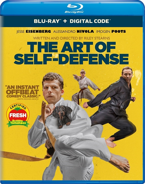 The Art of Self-Defense (Blu-ray)(Region Free)