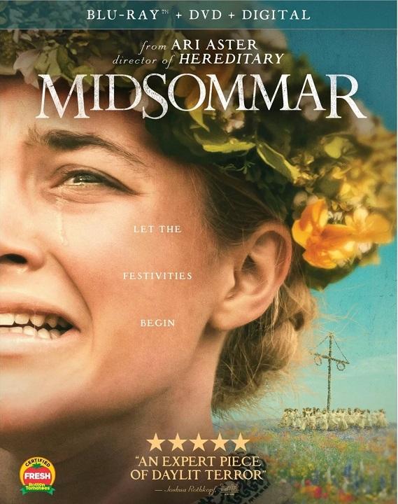 Midsommar (Blu-ray)(Region A)(Pre-order / Oct 8)