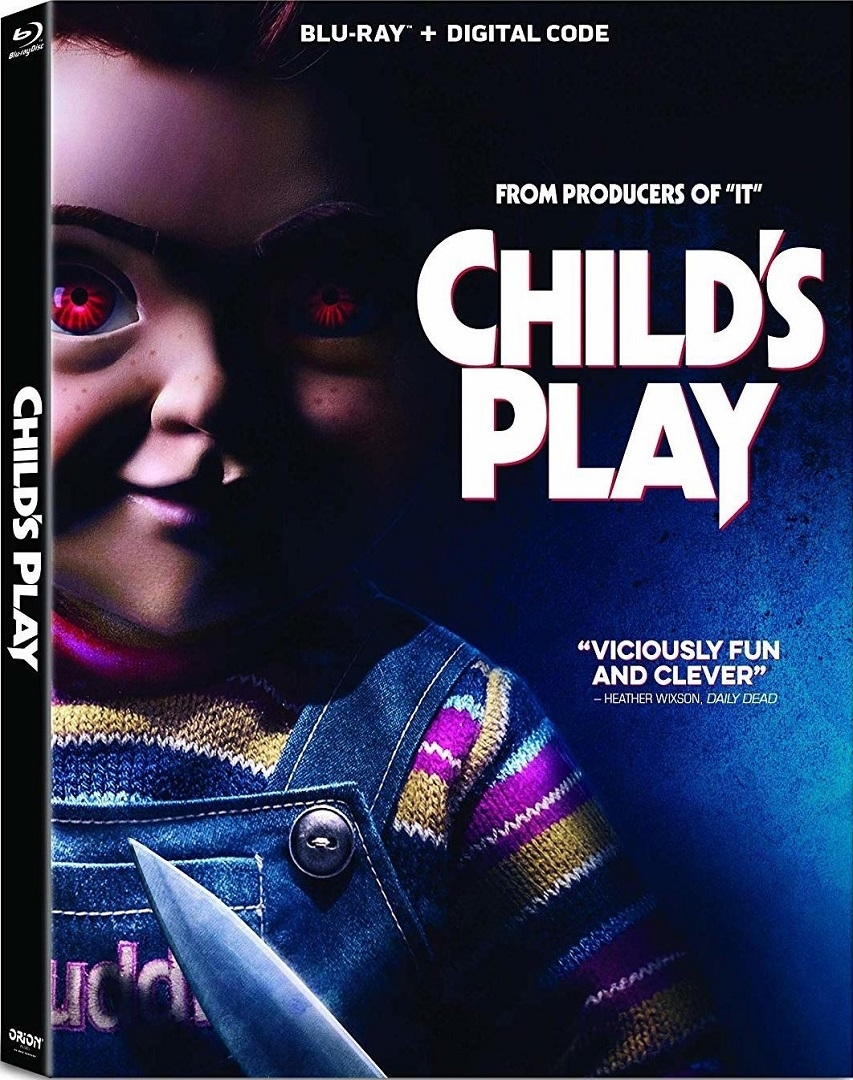 Child's Play (2019)(Blu-ray)(Region A)