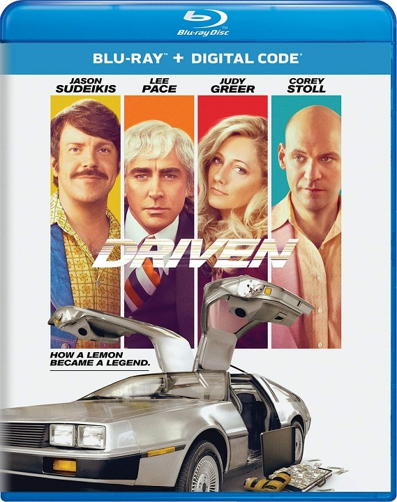 Driven (2019)(Blu-ray)(Region A)(Pre-order / Oct 1)