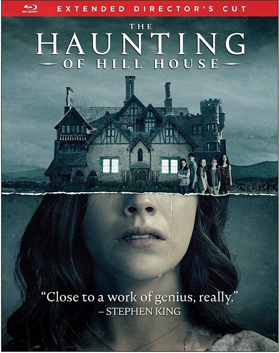 The Haunting of Hill House (Season 1)(Extended Director's Cut)(Blu-ray)(Region A)