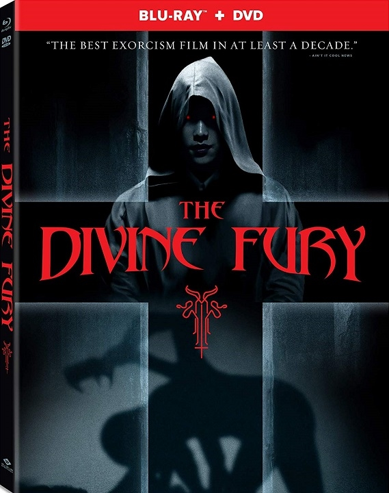 The Divine Fury (Blu-ray)(Region Free)(Pre-order / Nov 19)