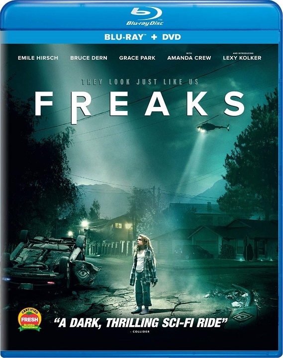 Freaks (Blu-ray)(Region Free)(Pre-order / Dec 10)