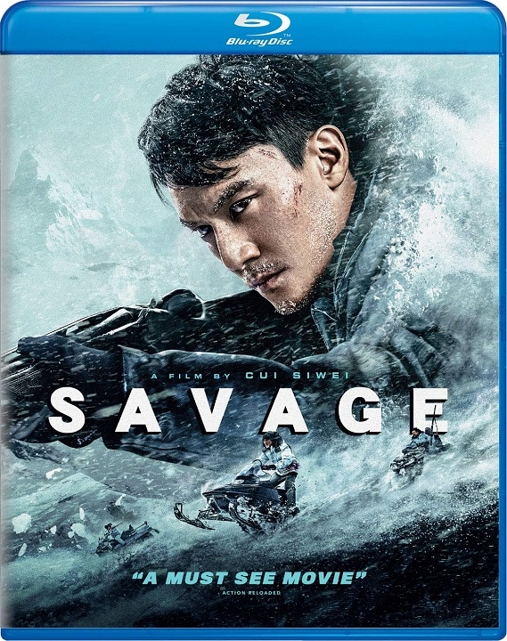 Savage (Blu-ray)(Region Free)