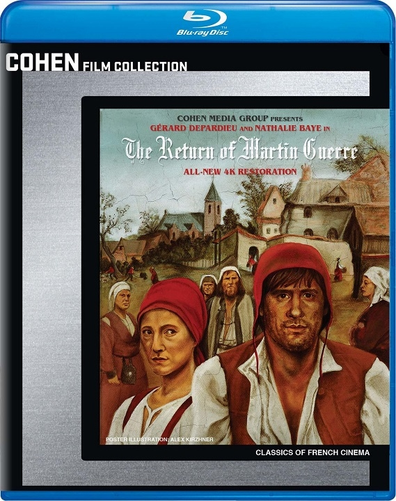The Return of Martin Guerre (Blu-ray)(Region A)(Pre-order / Oct 22)