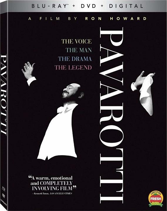 Pavarotti (Blu-ray)(Region A)