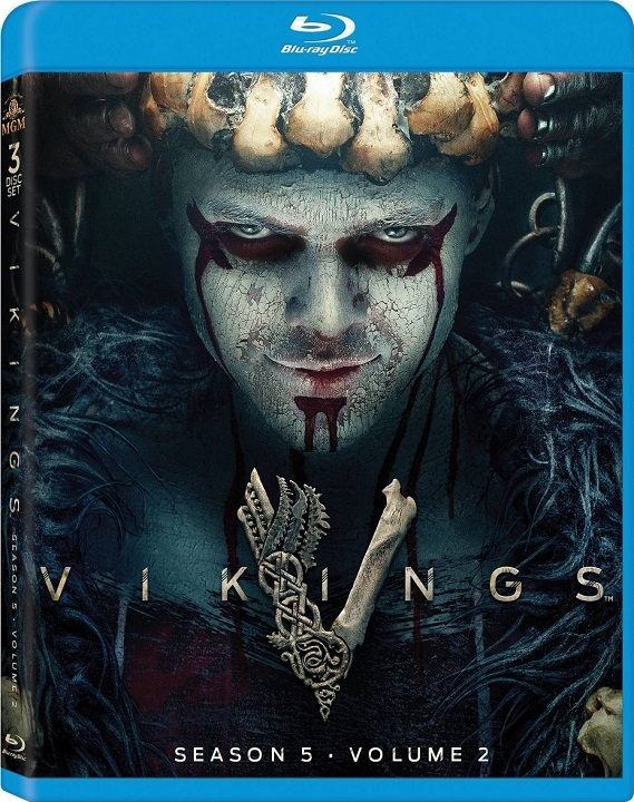 Vikings: Season 5, Volume 2 (Blu-ray)(Region Free)