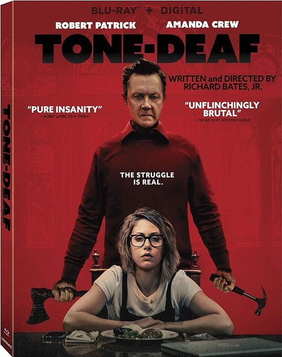 Tone-Deaf (Blu-ray)(Region A)(Pre-order / Oct 22)