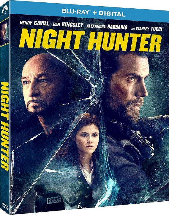 Night Hunter (Blu-ray)(Region A)