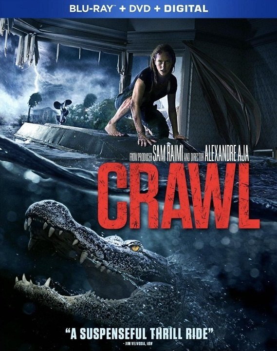 Crawl (Blu-ray)(Region A)