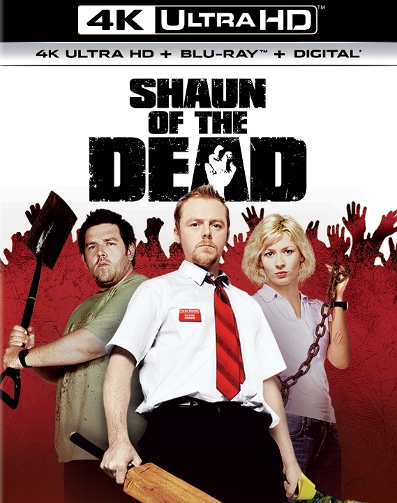 Shaun of the Dead (4K Ultra HD Blu-ray)