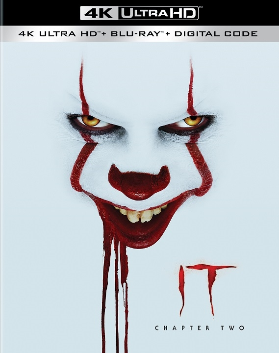 It: Chapter Two 4K (2019) Ultra HD Blu-ray