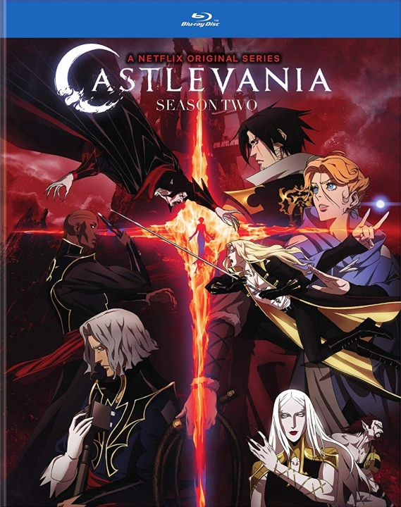 Castlevania: Season 2 (Blu-ray)(Region A)