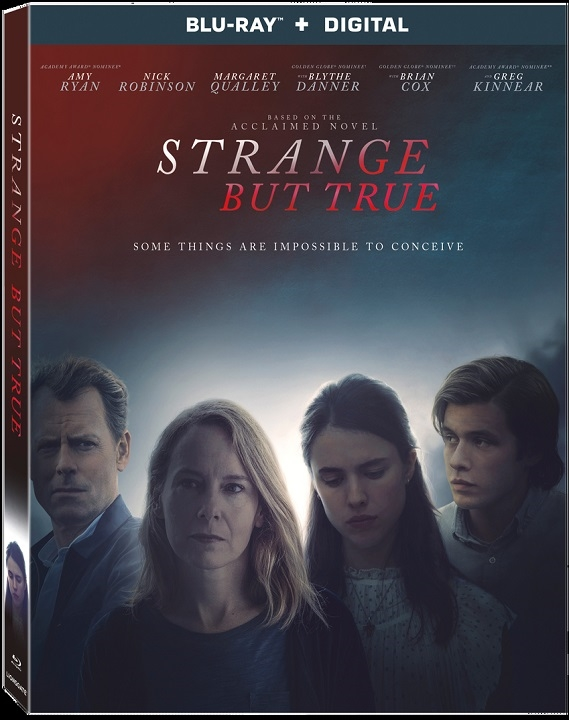 Strange But True (Blu-ray)(Region A)