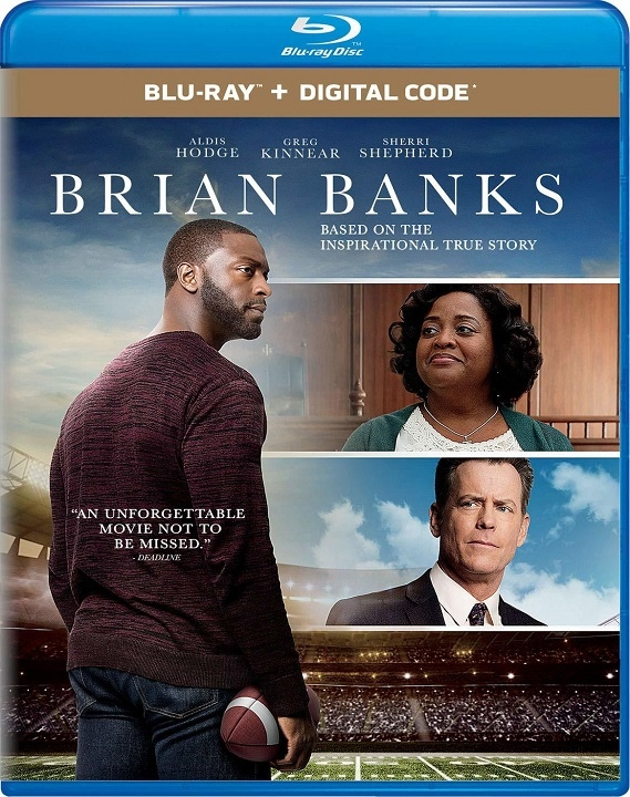 Brian Banks (Blu-ray)(Region Free)