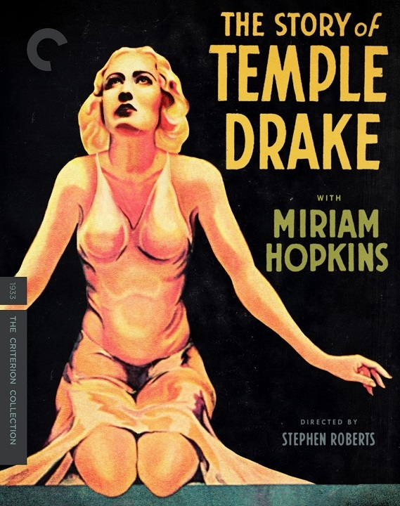 The Story of Temple Drake (The Criterion Collection)(Blu-ray)(Region A)